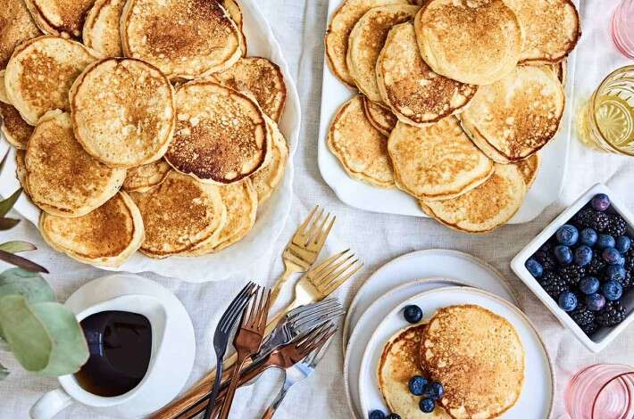 Pancakes for a Crowd