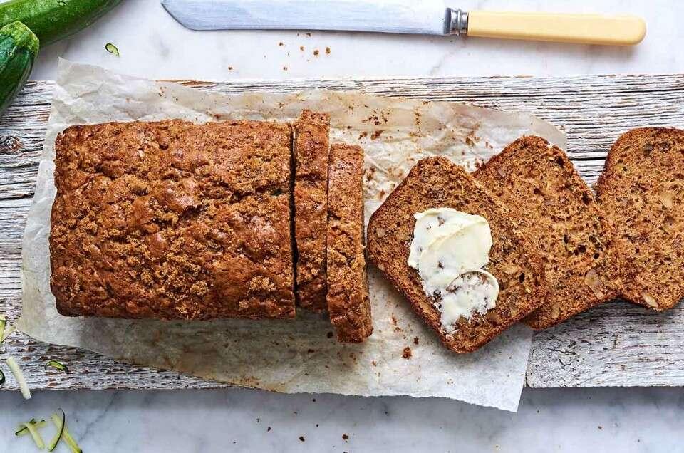 Simple Zucchini Bread