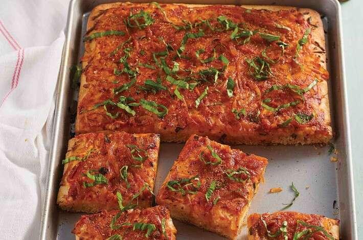 Sicilian Style Pizza King Arthur Flour