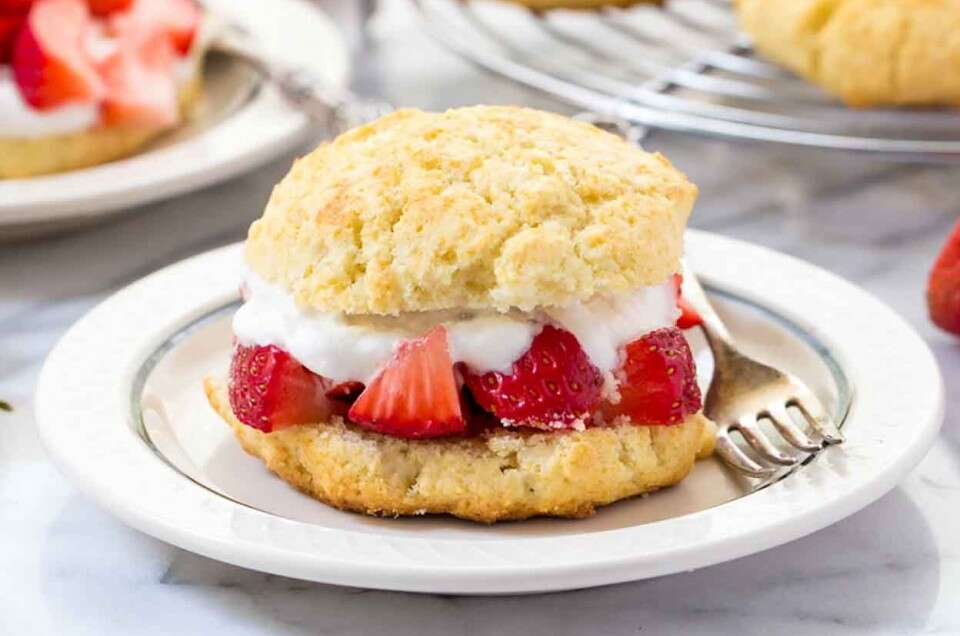 Easy Gluten-Free Shortcakes