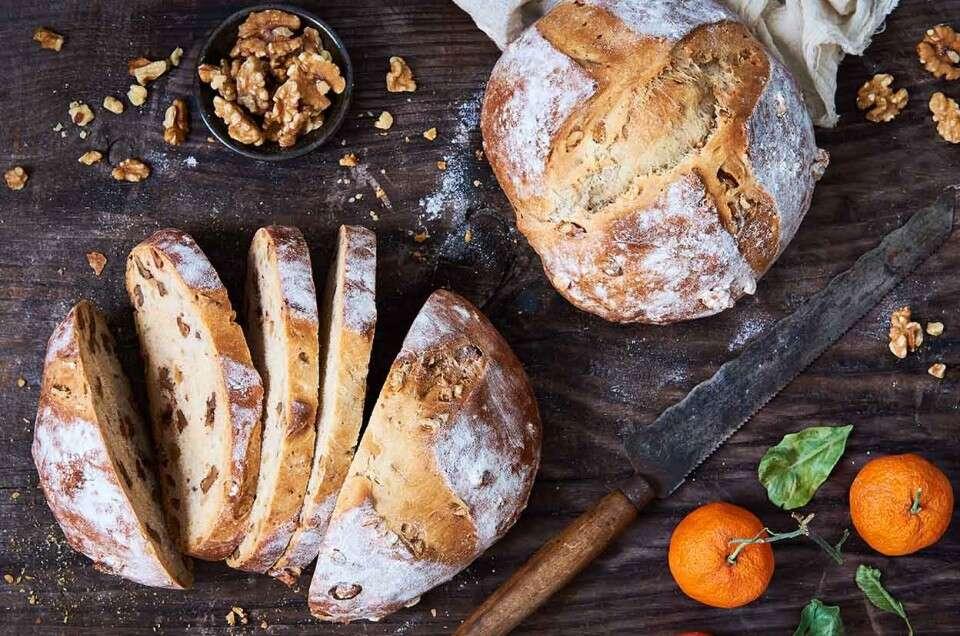 Walnut Bread King Arthur Flour
