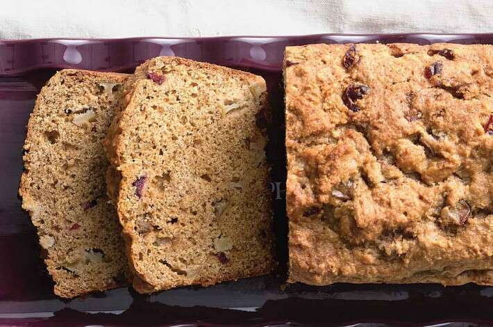 Pear Bran Bread