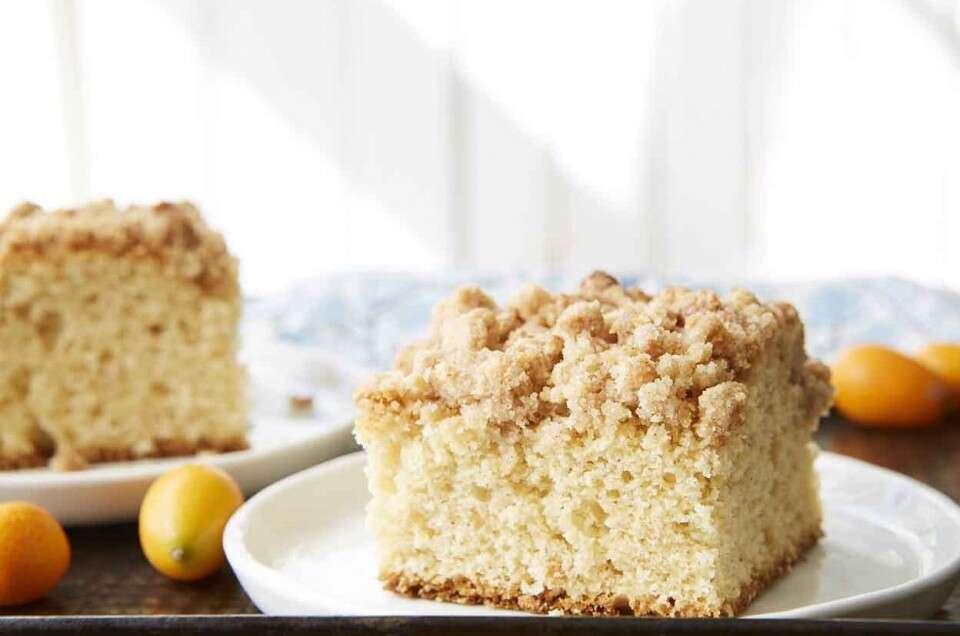 Sourdough Cinnamon Crumb Cake King Arthur Flour
