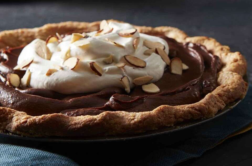 Toasted Almond Pie Crust