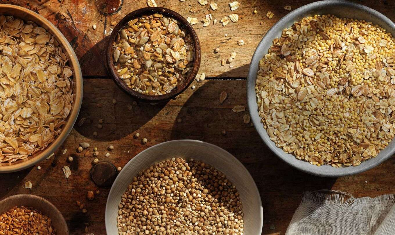 Baking with ancient grains