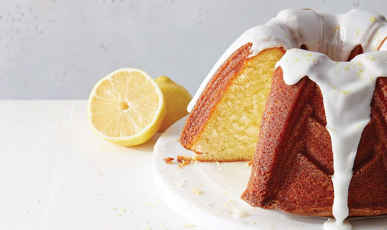 Gluten-Free Lemon Bliss Cake