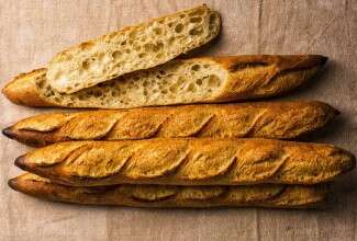 French Bread with Poolish