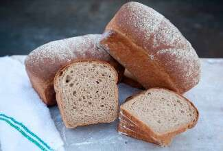 Sprouted Grain Pan Bread