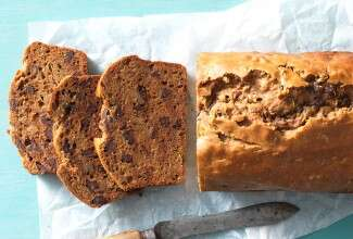 Gluten-Free Chocolate Chip Zucchini Bread