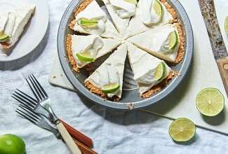Extra Creamy Key Lime Pie