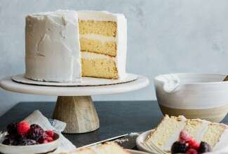 Self-Rising Yellow Cake
