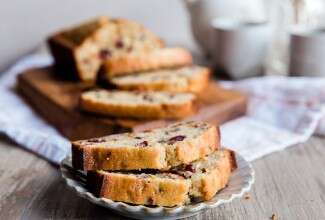 Cranberry-Apricot Quick Bread