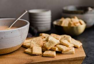Vermont Cheese Crackers