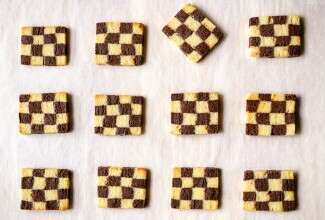 Checkerboard Sablés