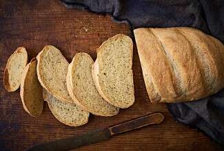 Sliced Tuscan Bread
