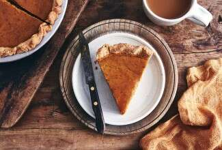 Keto-Friendly Pumpkin Pie