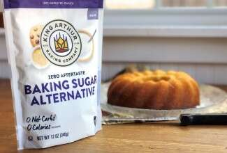 Bag of Baking Sugar Alternative