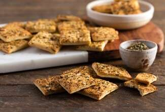 Gourmet Soda Crackers