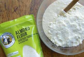 Baking with Almond Flour via @kingarthurflour