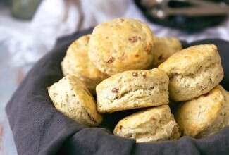 Making biscuits with self-rising flour via @kingarthurflour