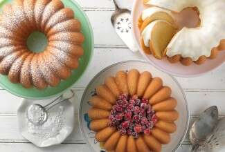 Party Bundt Pan via @kingarthurflour