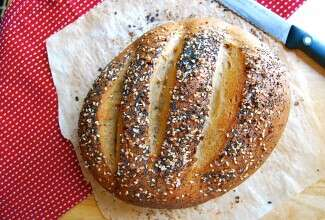 Tips for making rye bread via @kingarthurflour