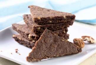 ChocolateShortbread