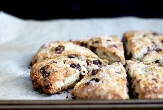Customized Scones via @kingarthurflour