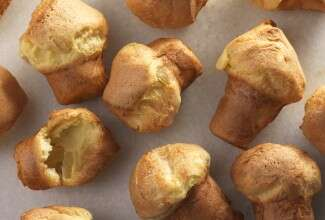 Gluten-Free Popovers from @kingarthurflour