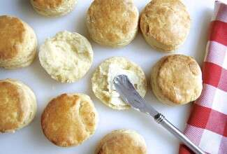 How to bake the best biscuits via @kingarthurflour