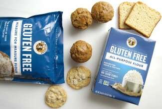 How to choose which gluten-free flour to use via @kingarthurflour