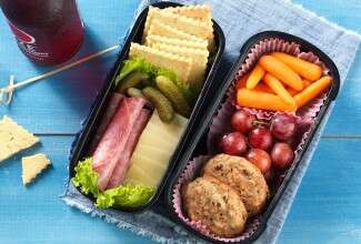 LunchBento via@kingarthurflour