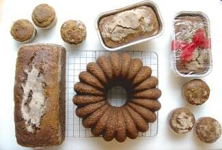 Reshaping Banana Bread via @kingarthurflour