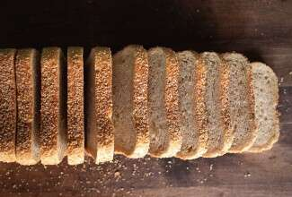 Sprouted Wheat Pain de Mie via @kingarthurflour