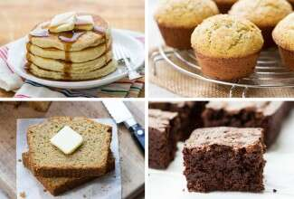 Our Favorite Almond Flour Recipes via @kingarthurflour