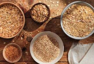 Baking with Ancient Grains via @kingarthurflour