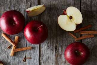 apple and spice recipes via@kingarthurflour