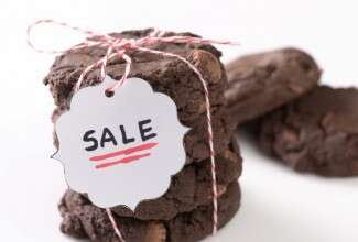 cookie sale NEW