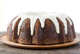 Perfect Gluten-Free Carrot Cake via @kingarthurflour