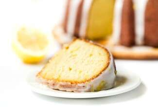 Gluten-Free Lemon Bundt Cake via @kingarthurflour