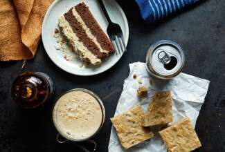 baking with beer via @kingarthurflour