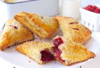 Blueberry Hand Pies | King Arthur Flour