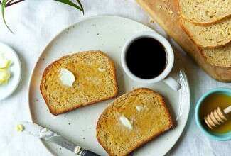 Barley Breakfast Bread