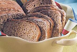 Malted Wheat Bread