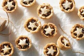 Christmas Brandied Mince Tarts