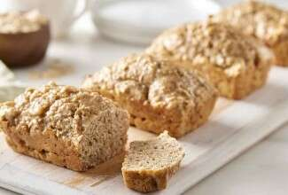 Maple Oat Soda Bread