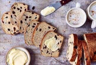 Irish Raisin Bread
