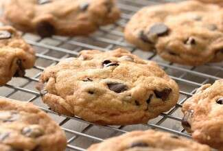 Self-Rising Chocolate Chip Cookies