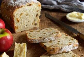 Fruited Sourdough Sandwich Bread