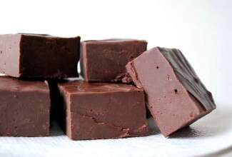 Easy Microwave Fudge